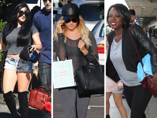 Celebs Celebrate Various Levels of Adulthood with Bags from Chanel, Céline and Alexander McQueen
