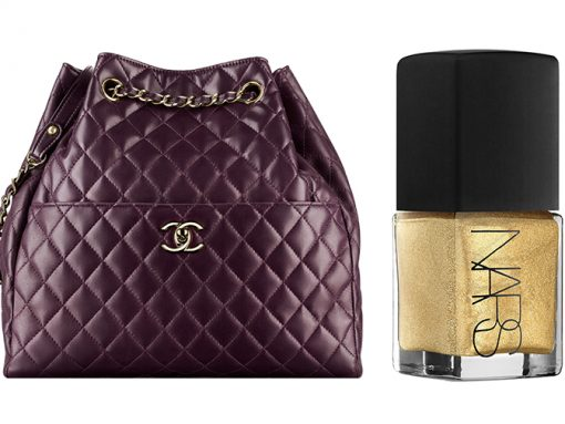 Bags and Beauty: Fall 2016's Best Handbags Coordinate With Some of the Season's Hottest Nail Polishes