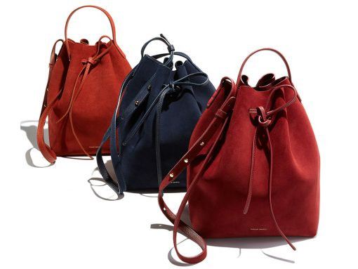 Shop Mansur Gavriel's New Bag Materials, Colors and Styles While They Last at Net-a-Porter and Bergdorf Goodman