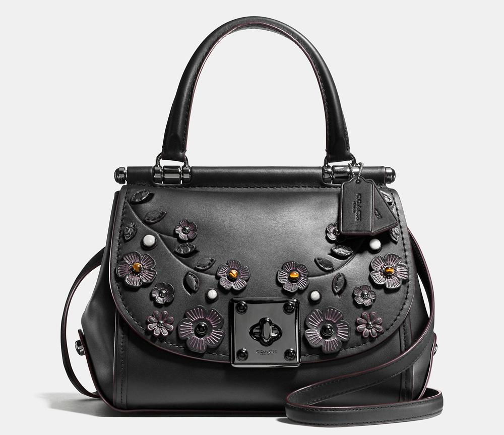 coach-drifter-top-handle-bag-black-flowers