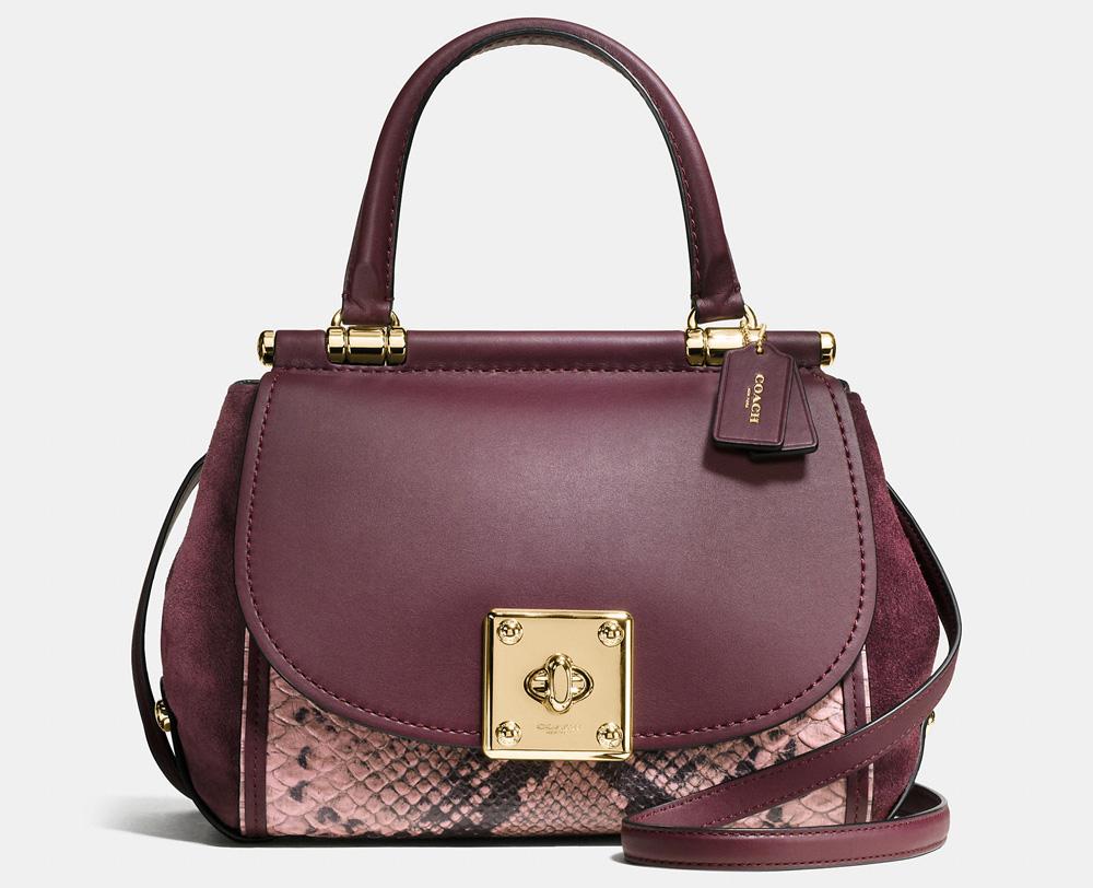 coach-drifter-top-handle-bag-burgundy-snake