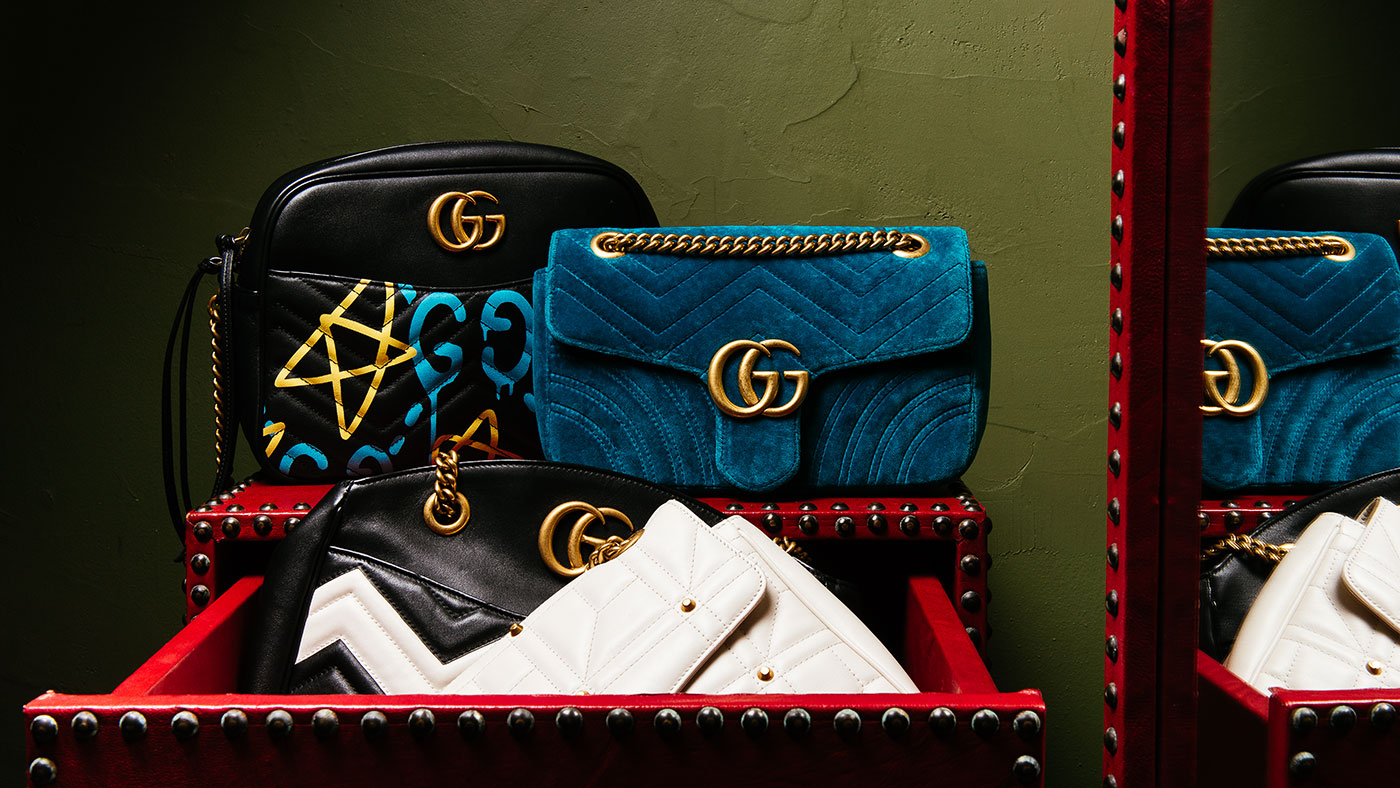 Gucci GG Marmont Collection