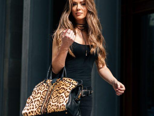What's In Her Bag: Kristine Elezaj