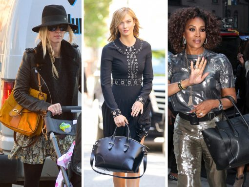 Celeb Moms & Polo Fans Carry Hot New Styles from Chloé, Chanel, & Tod's