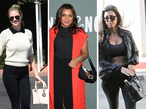 Celebs Adored Bags from Dior, Fendi, Prada and More Last Week