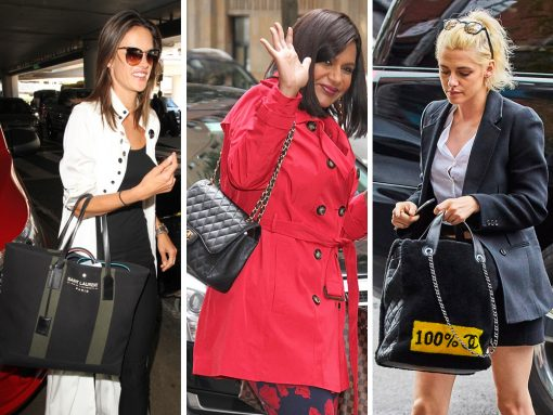 You Certainly Can't Accuse Celebs of Carrying Fake Bags This Week
