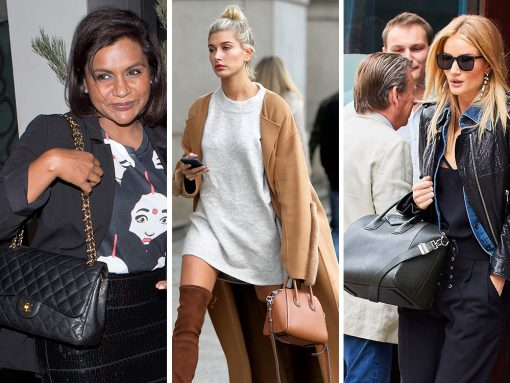 The Givenchy Antigona is Dead, Long Live the Givenchy Antigona (and More Celebrity Bag Picks!)