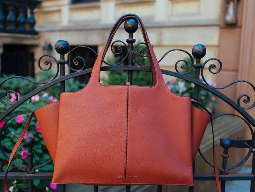 Introducing the Céline Trifold Bag