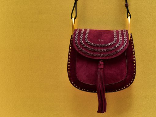 An Ode to Suede Bags