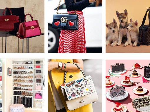 Check Out Our Favorite #NationalHandbagDay 2016 Instagrams You Shared With Us!