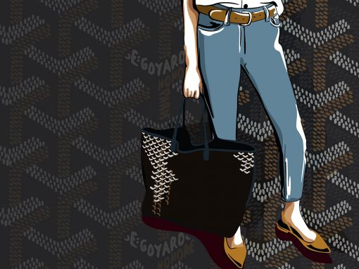 The Ultimate Bag Guide: The Goyard Saint Louis Tote and Goyard Anjou Tote