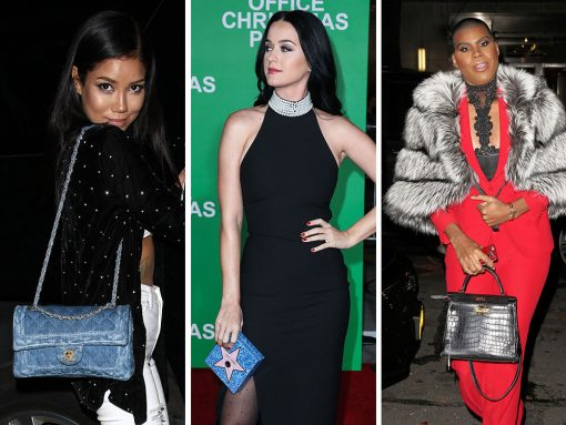 Celeb Sneakerheads Get Their Fix While Carrying Bags from Chanel, Balenciaga, Gucci and More