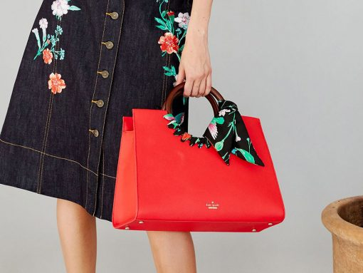 Kate Spade Draws on the Colors and Textures of Mexico City for Its Pre-Fall 2017 Bags