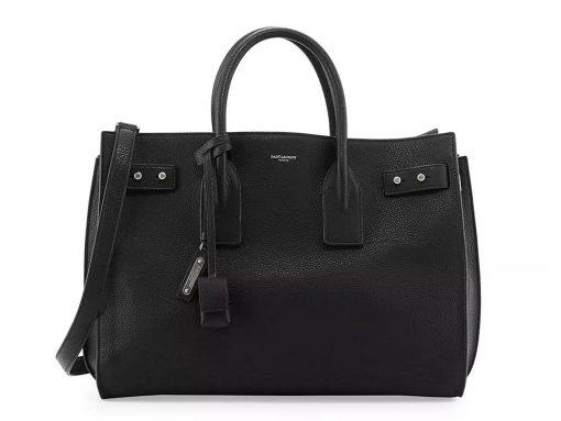 Saint Laurent Debuts New Slouchy Version of the Popular Sac de Jour Bag