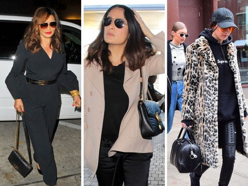 This Week, Celebs Put Us All to Shame with Their LAX Bag Game