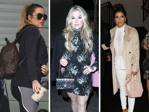 This Week, Celebs Would Really Rather You Didn't Bother Them with Bags from Marni and Chanel