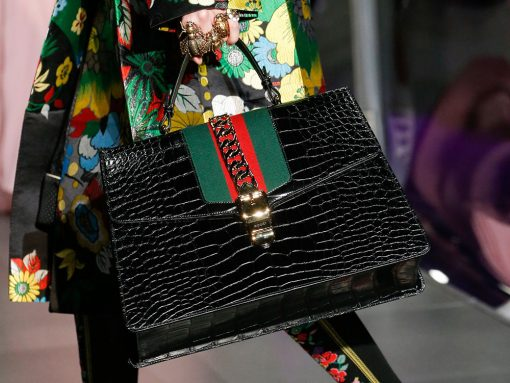 Fall 2017's Biggest Runway Bag Trend: Enormous, Oversized Totes and Shoulder Bags