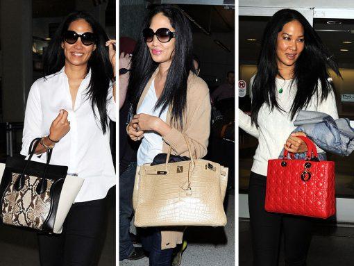 The Many Bags of Kimora Lee Simmons