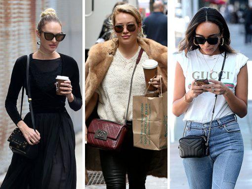 This Week, Celebs Loved Hermès, Dior and High-Waisted Denim