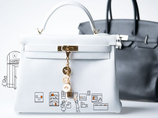 If You Want to Buy an Hermès Bag When Visiting Paris, This is the Insane Procedure You Now Have to Follow