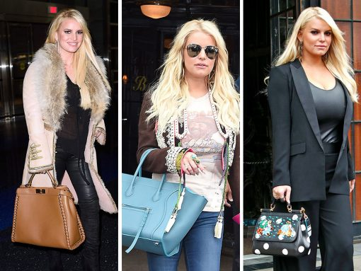 The Many Bags of Jessica Simpson, Part Two