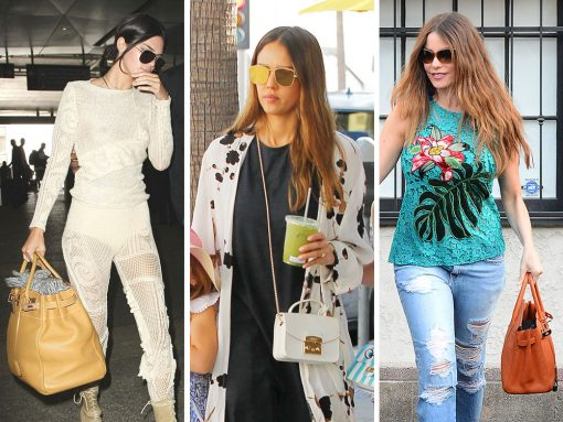 Celebs Bring a Bunch of Birkins, Brunello Cucinelli and Fendi Bags to Beverly Hills and Beyond