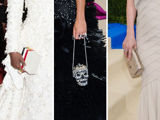 20+ of the Best Bags from the 2017 Met Gala Red Carpet