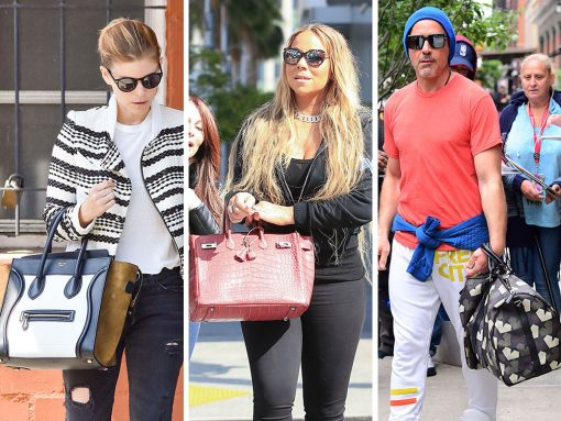 This Week, a Befuddling Assortment of Celebs Carried Chanel, Gucci and Dior