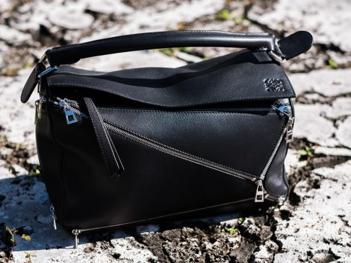 Is the Loewe Puzzle Bag for Men?