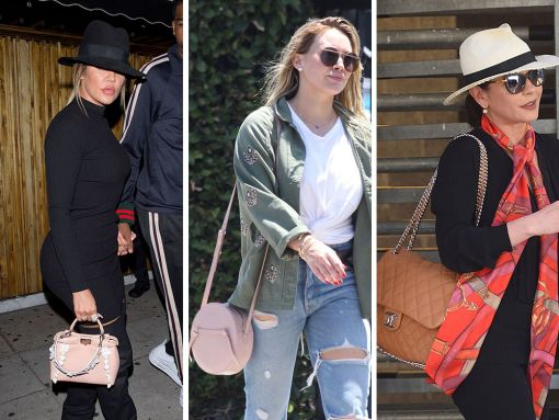 Celebs Take Chanel, Gucci and Fendi Bags to Court, McDonald's and Beyond
