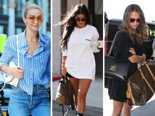 Prada and Louis Vuitton Were the Obvious Winners With Celebs This Week