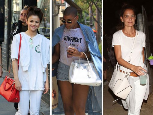 This Week, Celebs Rely On Their Fave Bags from Tod's, Givenchy and Dolce & Gabbana