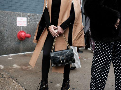 Our 40 Favorite Street Style Handbag Photos of New York Fashion Weeks Past