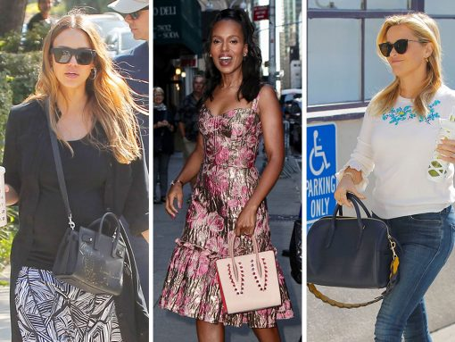 Kerry Washington and Reese Witherspoon Have New Bags, Need We Say More?