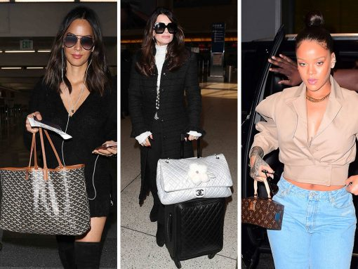Celebs are Launching Fashion Lines and Hanging Out Without You with Bags from The Row, Chanel and Gucci