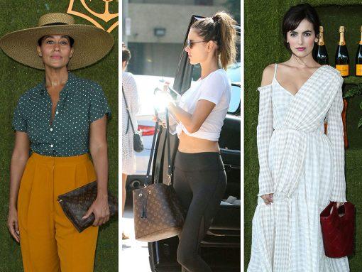 LA's Veuve Clicquot Polo Classic Delivers the Bags, Plus More Celeb Picks
