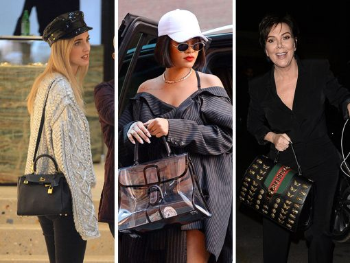 Celebs Are Pretty Transparent About Their Love for New Gucci, Givenchy and Louis Vuitton Bags