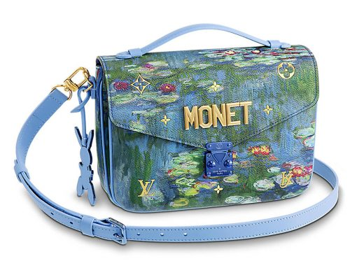 """Louis Vuitton Has Released More Bags in Its Jeff Koons """"Masters"""" Collaboration, For Some Reason"""