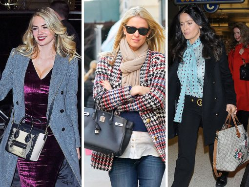 Celebs Just Can't Quit These Bags from Prada, Céline and Ralph Lauren