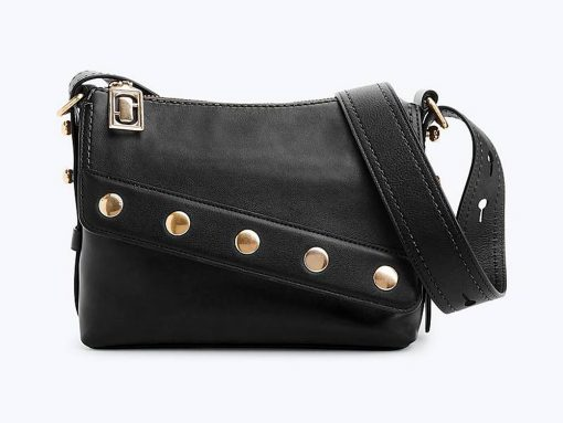 The Marc Jacobs Mini Dwntwn Shoulder Bag is a Perfectly Stylish Choice for the Girl On the Go