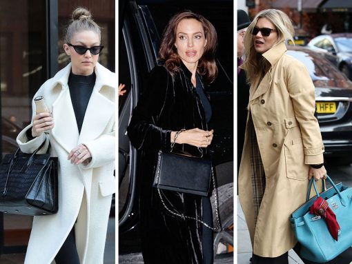 This Week, A-Listers' Lives are Full of Mystery Bags