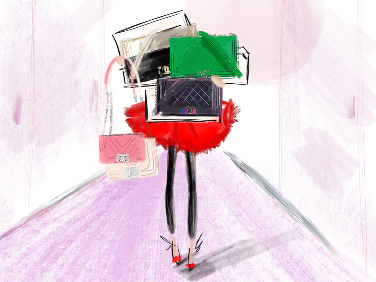 Chanel Boy Bag Price Increases