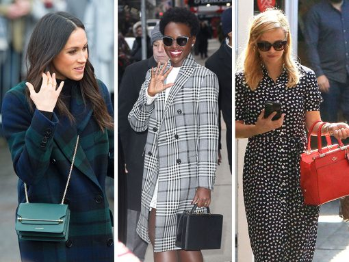 Last Week's Best Celebrity Bags Featured Royals, Reese Witherspoon and The Row