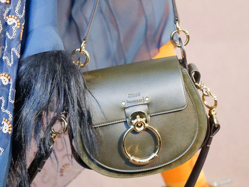 Chloé's Fall 2018 Runway Bags Continue to Capitalize on the Success of the Drew and Faye Bags