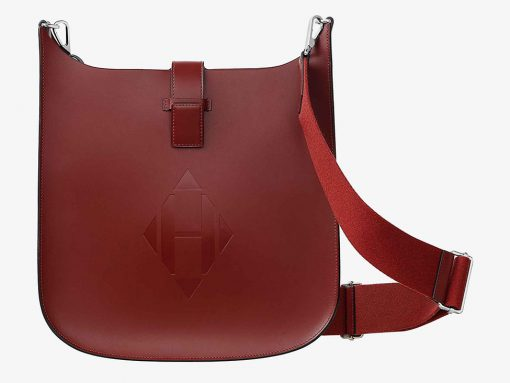For the First Time, You Can Buy the New Hermes Evelyne Sellier Bag Online