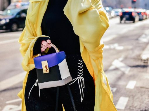 The Best Street Style Bags of Paris Fashion Week Fall 2018, as Seen on Instagram