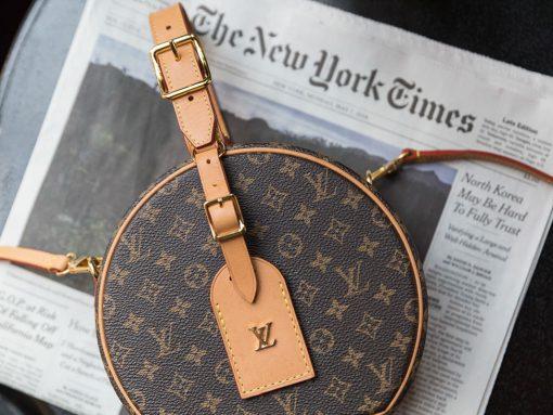 A Closer Look at the Louis Vuitton Petite Boîte Chapeau