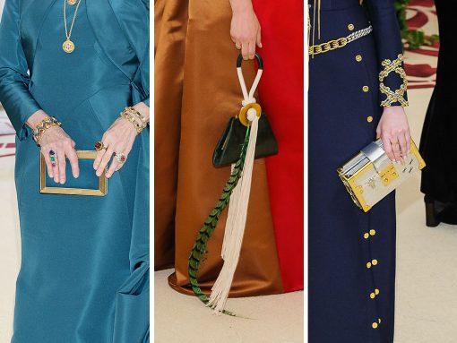 The Best Bags of the 2018 Met Gala Red Carpet