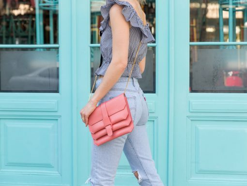 A Closer Look at the Senreve Crossbody Bag, Updated with New Modeling Photos