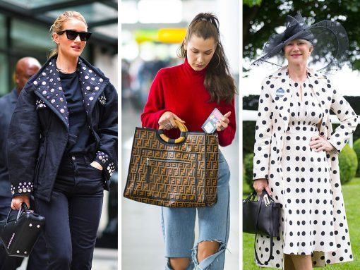 The Favorite Celebrity Bags of Summer 2018 So Far Clash with the Bags of Last Summer